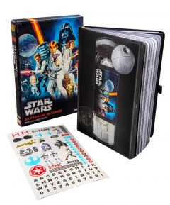 Star Wars: A New Hope VHS A5 Notebook