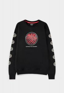 Shang-Chi and the Legend Of The Ten Rings: Crest Men's Crewneck Sweater