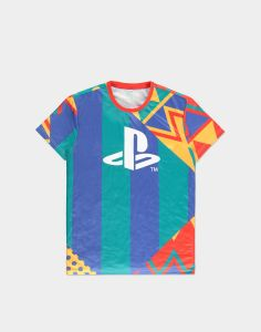 PlayStation: A Flash Flood Of Colour T-Shirt
