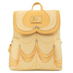 Beauty and the Beast: Belle Cosplay Loungefly Mini Backpack