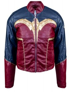 Wonder Woman: Themyscira Threads Jacket