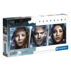 The Witcher: Face 1000pc Panorama Jigsaw Puzzle