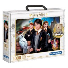 Harry Potter: 1000pc Jigsaw Puzzle Briefcase