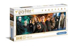 Harry Potter: Characters 1000pc Panorama Jigsaw Puzzle