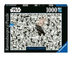 Star Wars: Darth Vader and Stormtrooper 1000pc Challenge Jigsaw Puzzle