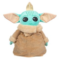 Star Wars: The Mandalorian The Child/Baby Yoda Plush Backpack
