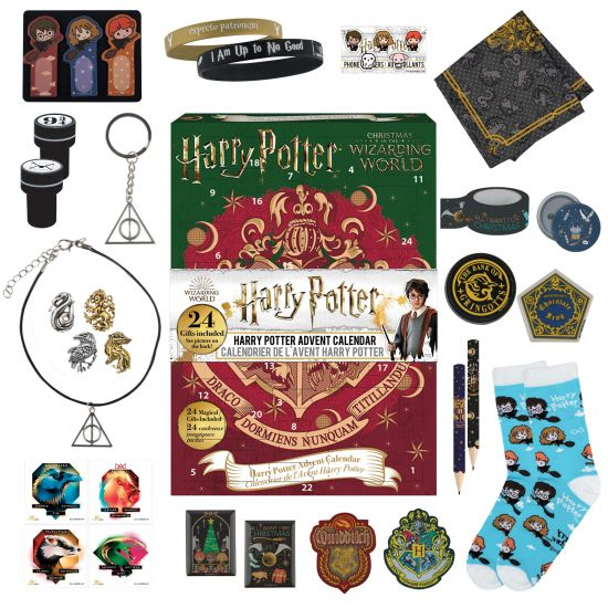 Christmas In The Wizarding World Of Harry Potter 2020 Buy Your Harry Potter Wizarding World Advent Calendar (Free