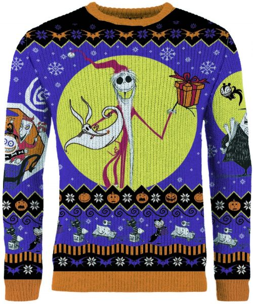 Nightmare Before Christmas: Ugly Christmas Sweater/Jumper