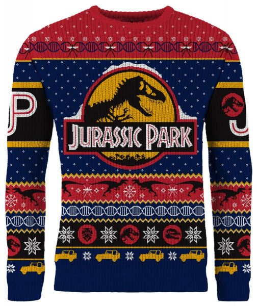Jurassic Park: Ugly Christmas Uh...Finds A Way Ugly Christmas Sweater/Jumper