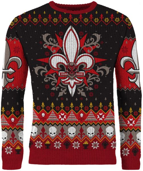 Warhammer 40,000: Eight Sisters Slaying Christmas Sweater/Jumper