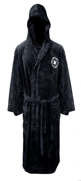 One Size Marvel Thor Bathrobe Fleece Adult Dressing Gown Robe Gift