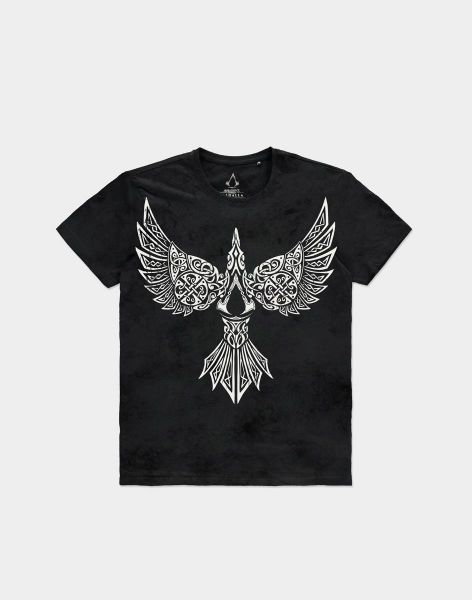Buy Your Assassin S Creed Valhalla Raven T Shirt Free Shipping
