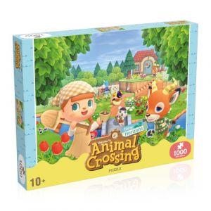 Animal Crossing: 1000pc Jigsaw Puzzle Preorder