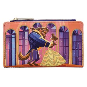 """Beauty and the Beast: """"Bitter Sweet and Change"""" Ballroom Scene Loungefly Purse"""