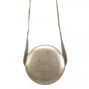 Harry Potter: 'I Open At The Close' Golden Snitch Handbag