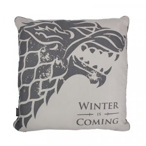 Game Of Thrones: Winter Is Coming Stark Cushion