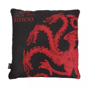 Game Of Thrones: Fire & Blood Targaryen Cushion