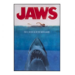 Jaws: Movie Poster Light Preorder
