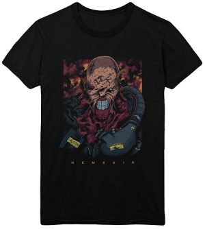 Resident Evil 3: Slightly Obsessed Nemesis T-Shirt