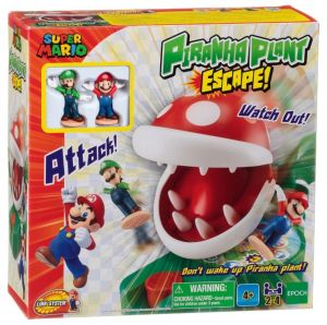 Super Mario: Piranha Plant Escape Game Preorder