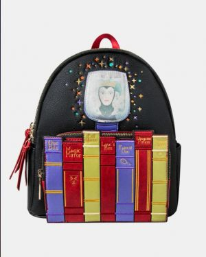 Snow White: Evil Queen Spellbooks Danielle Nicole Backpack