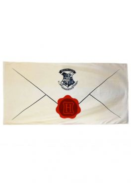 Harry Potter: Signed, Sealed, Delivered Letter Towel
