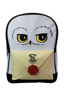 Harry Potter: Owl'll Be There Hedwig and Letter Backpack