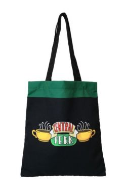 Friends: Coffee At Central Perk Tote Bag