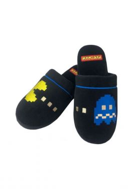 Pac-Man: Vs Ghost Mule Slippers Preorder