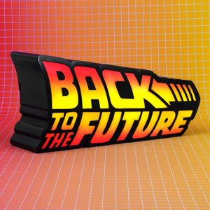 Back To The Future: Logo Light Preorder