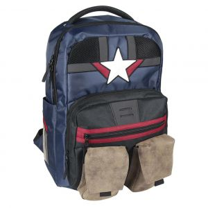 Captain America: All Kitted Out Backpack
