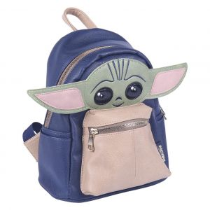 Star Wars: The Mandalorian The Child/Baby Yoda Cartoon Backpack