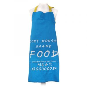 Friends: Joey Doesn't Share Food Apron