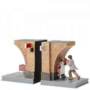 Harry Potter: Breaking The Wall Platform 9 3/4 Bookends