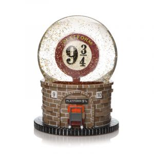 Harry Potter: Platform 9 3/4 Snow Globe