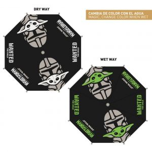 Star Wars: The Mandalorian Colour Changing Umbrella Preorder
