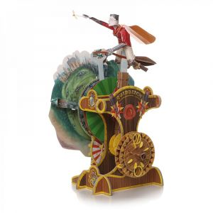 Harry Potter: Moving Mechanical 3D Puzzle