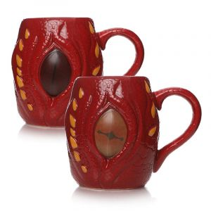 The Hobbit: Awaken The Beast Smaug Heat Change Shaped Mug