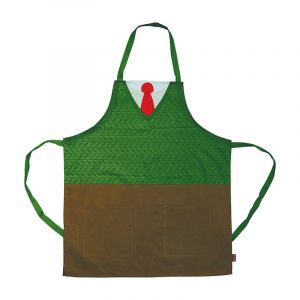 Wallace And Gromit: Day Clothes Kitchen Apron