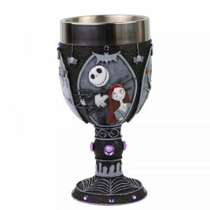 Nightmare Before Christmas: Halloween Town's Finest Decorative Goblet
