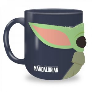Star Wars: The Mandalorian The Child/Baby Yoda Embossed Mug Preorder