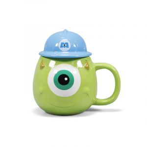 Monsters, Inc.: Mike Wazowski Shaped Mug