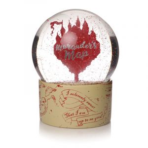 Harry Potter: Marauder's Map Snow Globe