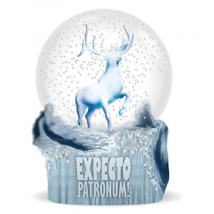 Harry Potter: Expecto Patronum LED Snow Globe