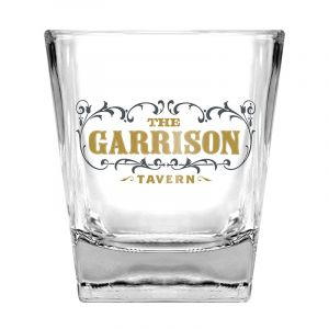 Peaky Blinders: The Garrison Tavern Drinking Glass and Stones Set Preorder