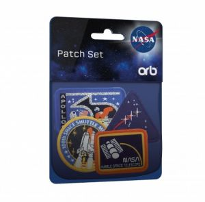 NASA: Iron On Patches