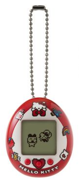 Hello Kitty: Tamagotchi Red Version