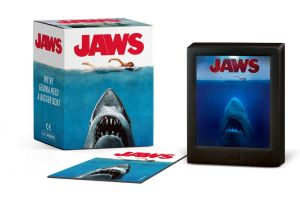 Jaws: We're Gonna Need a Bigger Boat Miniature Shadow Box