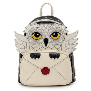 Harry Potter: Hedwig Howler Loungefly Mini Backpack