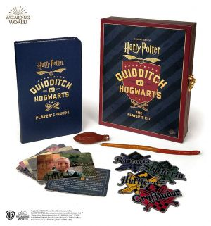 Harry Potter: Quidditch at Hogwarts - The Player's Kit